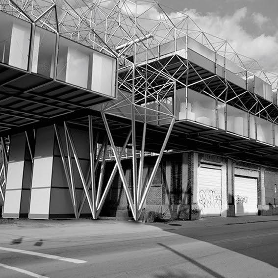 2012 - Live.Make Industrial Arts Center