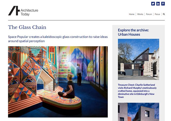 http://www.architecturetoday.co.uk/the-glass-chain/