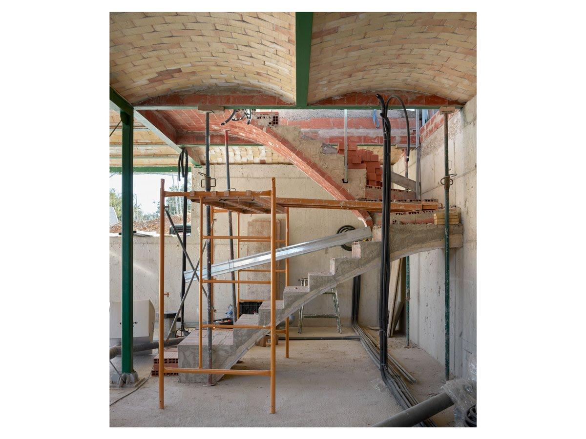 2019 - Brick Vault House